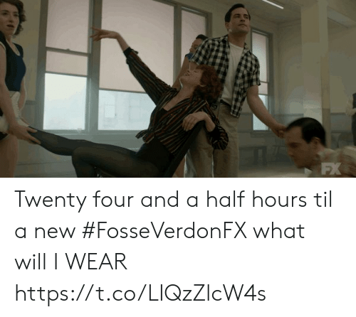 Memes, 🤖, and Til: FX Twenty four and a half hours til a new #FosseVerdonFX what will I WEAR https://t.co/LIQzZlcW4s