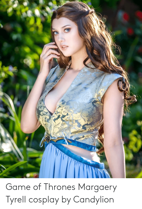 Cosplay: Game of Thrones Margaery Tyrell cosplay by Candylion