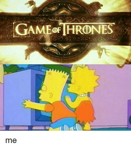 game thrones: GAME THRONES me