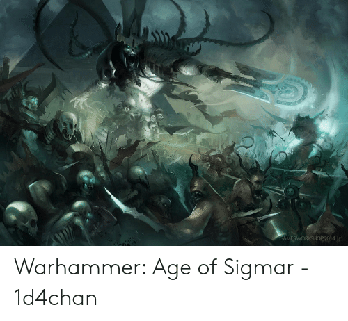🐣 25+ Best Memes About Age of Sigmar | Age of Sigmar Memes