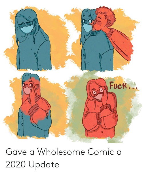 Gave: Gave a Wholesome Comic a 2020 Update