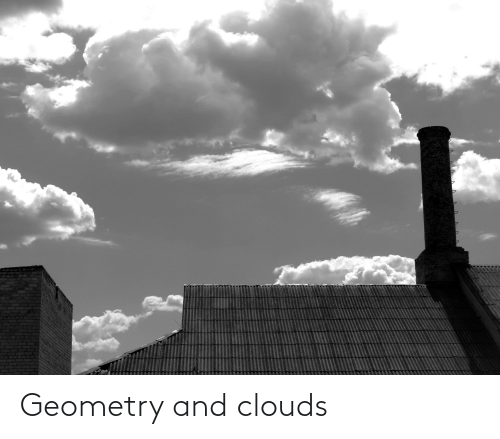 clouds: Geometry and clouds