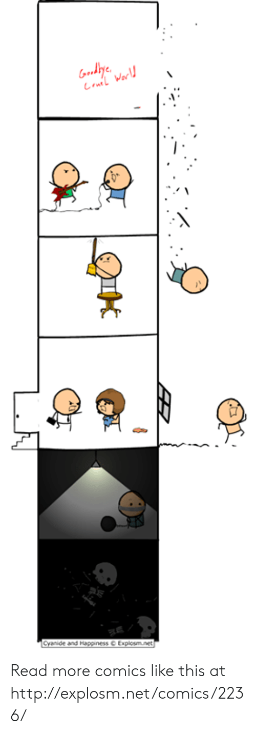 Dank, Cyanide and Happiness, and Http: Gody  La Warl  Cyanide and Happiness Explosm.net Read more comics like this at http://explosm.net/comics/2236/