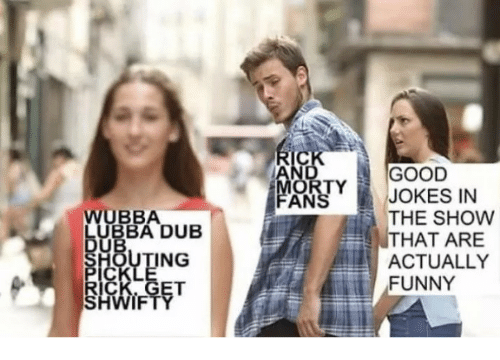 Bubba, Funny, and Good: GOOD  JOKES IN  THE SHOW  THAT ARE  ACTUALLY  FUNNY  ANS  UBBA  BUBBA DUB  ING  IF