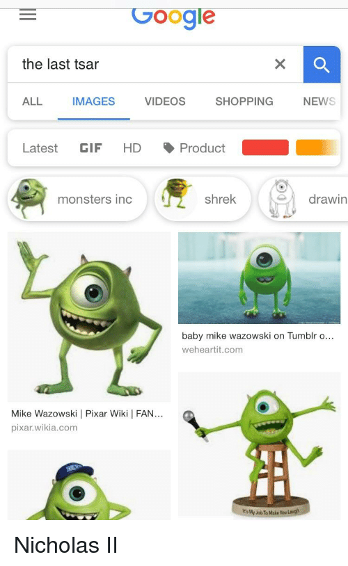 🐣 25+ Best Memes About Baby Mike Wazowski | Baby Mike