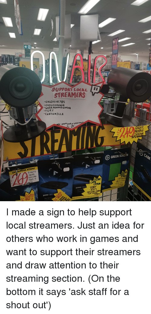 GR HAIR CARE SUPPORT LOCAL STREAMERS -CALCULUS 785 -CHILI