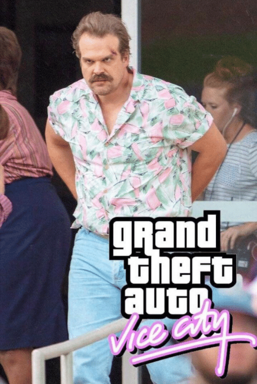 grand theft: gRand  theFt  auto  Vice Cn