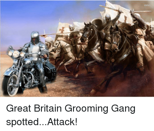 Gang, Britain, and Great Britain