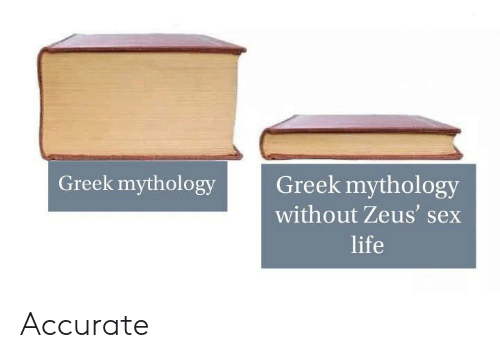 greek mythology: Greek mythology  Greek mythology  without Zeus' sex  life Accurate