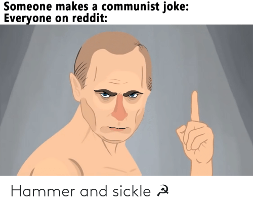hammer: Hammer and sickle ☭