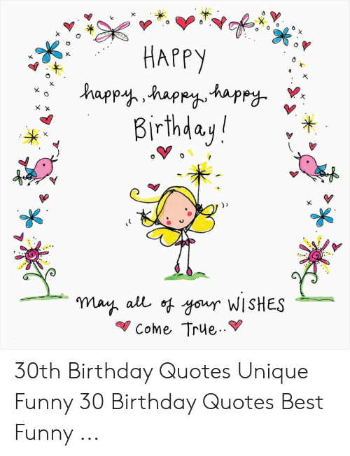 🐣 25+ Best Memes About 30Th Birthday Quotes | 30Th Birthday