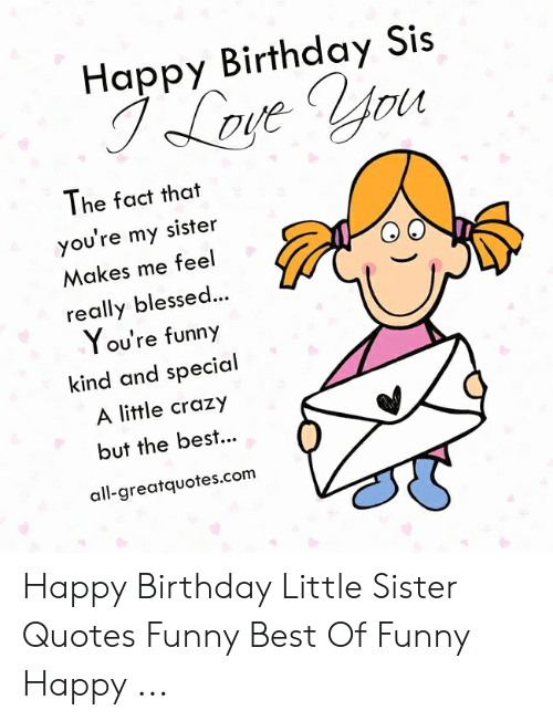 Admirable Happy Birthday Sis I Lave Vyru The Fact That Youre My Sister Personalised Birthday Cards Paralily Jamesorg
