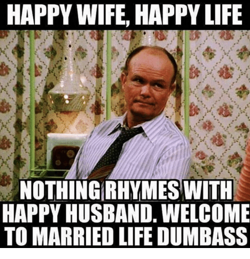 Welcome To Married Life