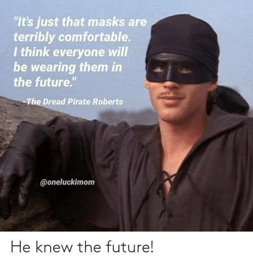 knew: He knew the future!