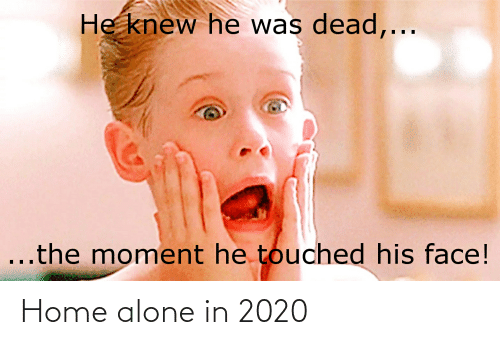 Home Alone: Home alone in 2020
