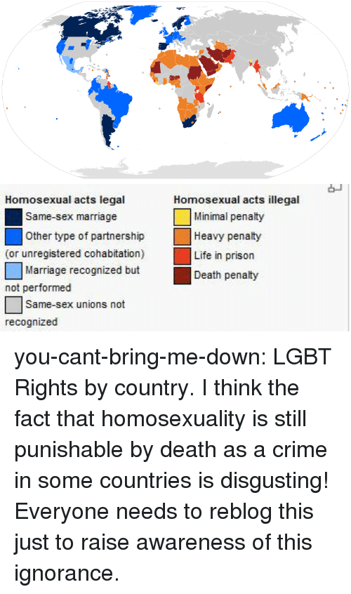Why Criminalising Homosexuality Is A Public Health Hazard