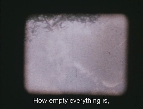 How, Everything, and Empty: How empty everything is,