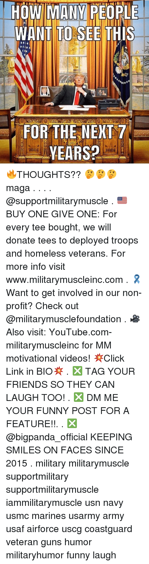 your funny: HOW MANY PEOPLE  WANT TO SEE THIS  K1  FOR THEI EXT 7  YEARS? 🔥THOUGHTS?? 🤔🤔🤔 maga . . . . @supportmilitarymuscle . 🇺🇸BUY ONE GIVE ONE: For every tee bought, we will donate tees to deployed troops and homeless veterans. For more info visit www.militarymuscleinc.com . 🎗Want to get involved in our non-profit? Check out @militarymusclefoundation . 🎥Also visit: YouTube.com-militarymuscleinc for MM motivational videos! 💥Click Link in BIO💥 . ❎ TAG YOUR FRIENDS SO THEY CAN LAUGH TOO! . ❎ DM ME YOUR FUNNY POST FOR A FEATURE!!. . ❎ @bigpanda_official KEEPING SMILES ON FACES SINCE 2015 . military militarymuscle supportmilitary supportmilitarymuscle iammilitarymuscle usn navy usmc marines usarmy army usaf airforce uscg coastguard veteran guns humor militaryhumor funny laugh
