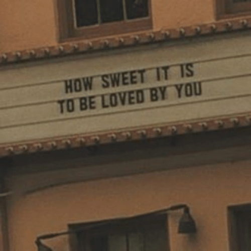 How, You, and Sweet: HOW SWEET IT TS  TO BE LOVED BY YOU