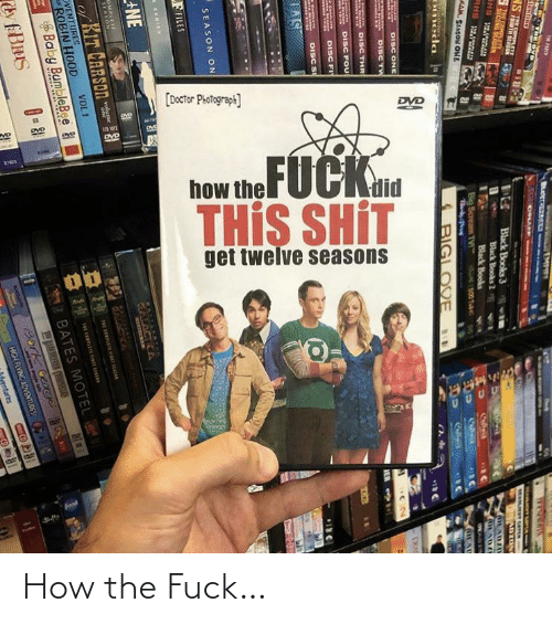 the fuck: How the Fuck…