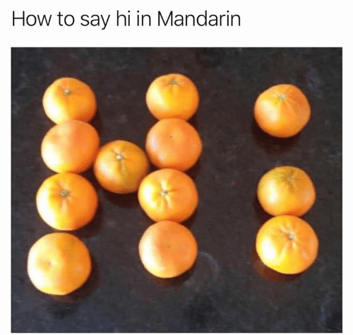 mandarin: How to say hi in Mandarin