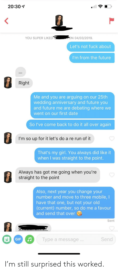 surprised: I'm still surprised this worked.