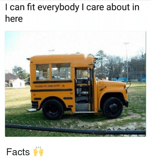Dank, Facts, and 🤖: I can fit everybody l care about in  here  29 Facts 🙌