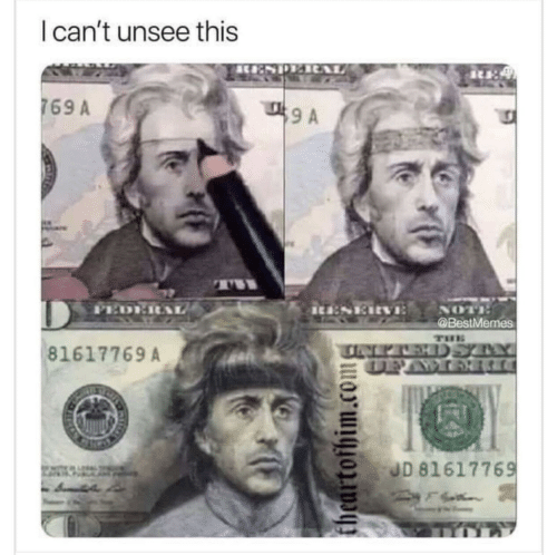 Note, This, and Unsee: I can't unsee this  769 A  PEDE  NOTE  IEENERVE  @BestMemes  CNPTEHD YTN  81617769 A  JD 81617769  Sulis ix  theartofhim.comg