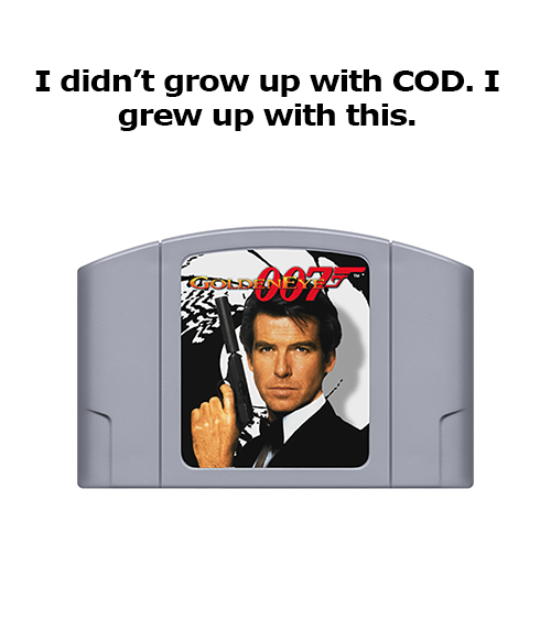 Memes, 🤖, and Cod: I didn't grow up with COD. I  grew up with this  Is.  GOLD