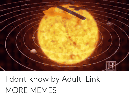 Dank, Memes, and Target: I dont know by Adult_Link MORE MEMES