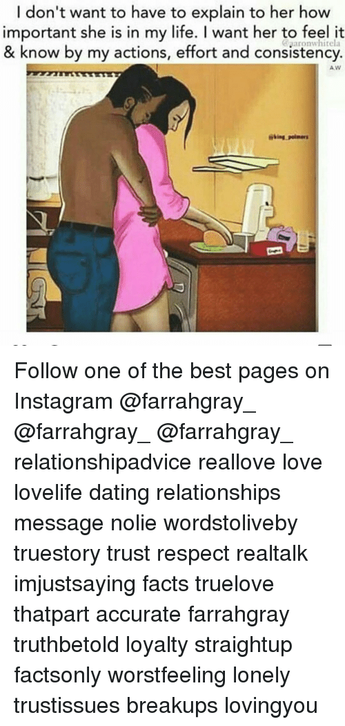 best dating pages on instagram