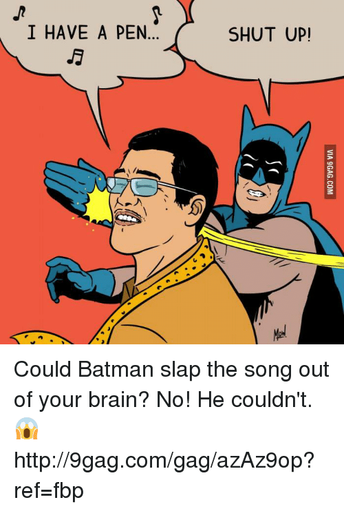Batman Slapping