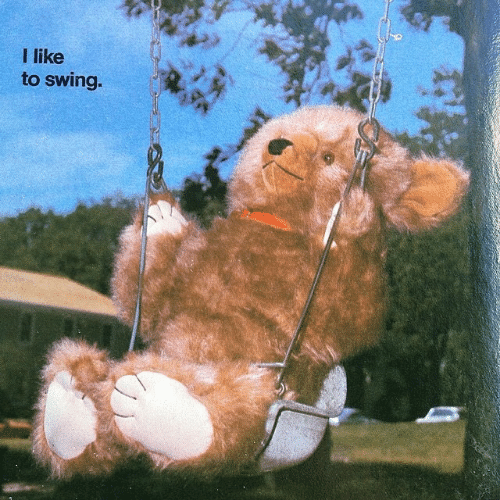 swing: I like  to swing.
