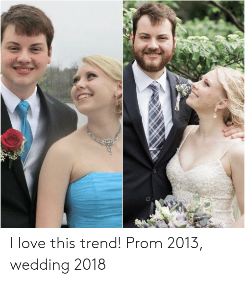 Love, Wedding, and This: I love this trend! Prom 2013, wedding 2018