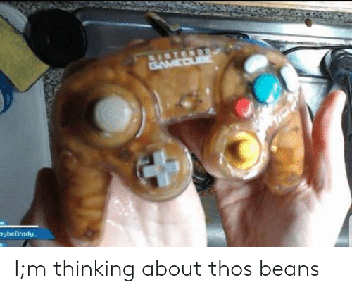 Thos Beans: I;m thinking about thos beans