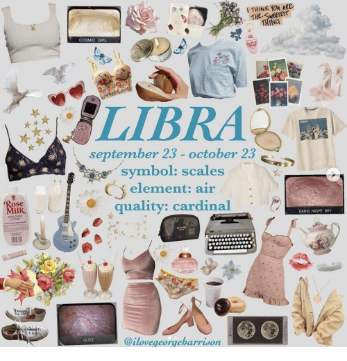 I THINK YOu ARe THE SWEETEST THING COSMIC GIRL Helal LIBRA