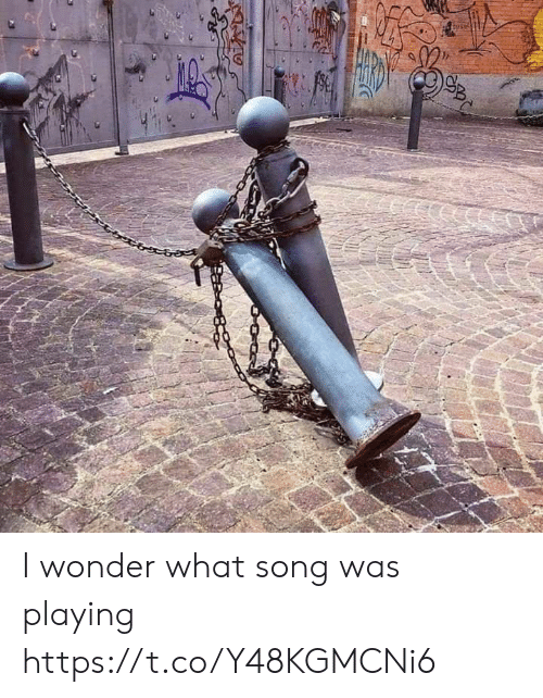 Wonder, Faces-In-Things, and Song: I wonder what song was playing https://t.co/Y48KGMCNi6