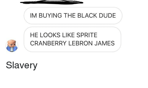 6a0837fdb1a IM BUYING THE BLACK DUDE HE LOOKS LIKE SPRITE CRANBERRY LEBRON JAMES ...