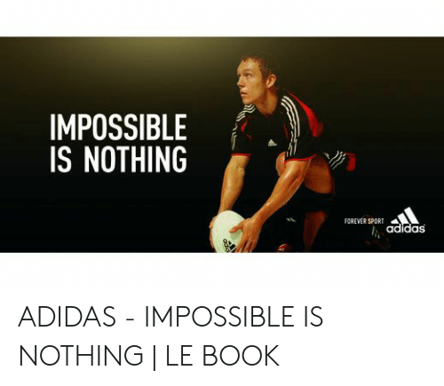 Lionel Messi Adidas Impossible Is Nothing