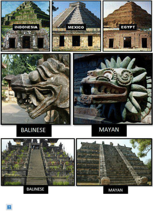 "Ancient Aliens: INDONESIA  MEXICO  BALINESE  MAYAN  BALINESE  MAYAN <p><img alt="""" src=""http://troll.me/images/ancient-aliens-guy/its-not-aliens-but-its-aliens.jpg""/></p>"