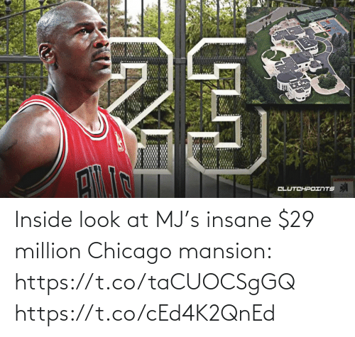 Chicago: Inside look at MJ's insane $29 million Chicago mansion: https://t.co/taCUOCSgGQ https://t.co/cEd4K2QnEd