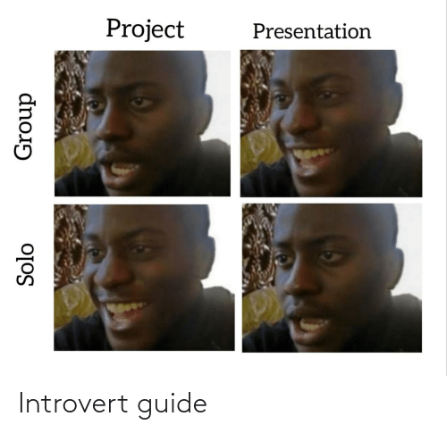 introvert: Introvert guide