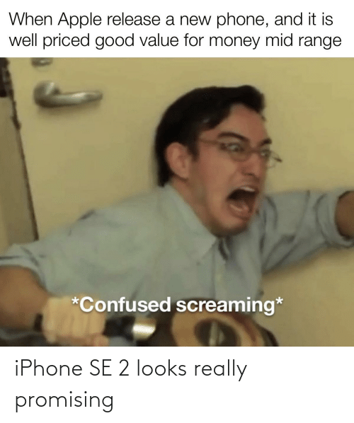 Promising: iPhone SE 2 looks really promising