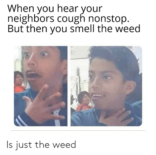 Weed: Is just the weed