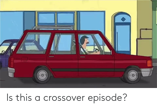 crossover: Is this a crossover episode?