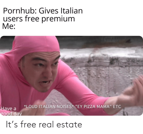 Free: It's free real estate