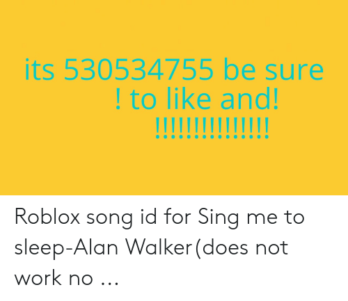 Baby Roblox Song Id