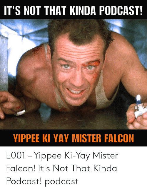 25 Best Memes About Yippee Ki Yay Mister Falcon Yippee Ki Yay Mister Falcon Memes We regularly add new gif animations about and. awwmemes com