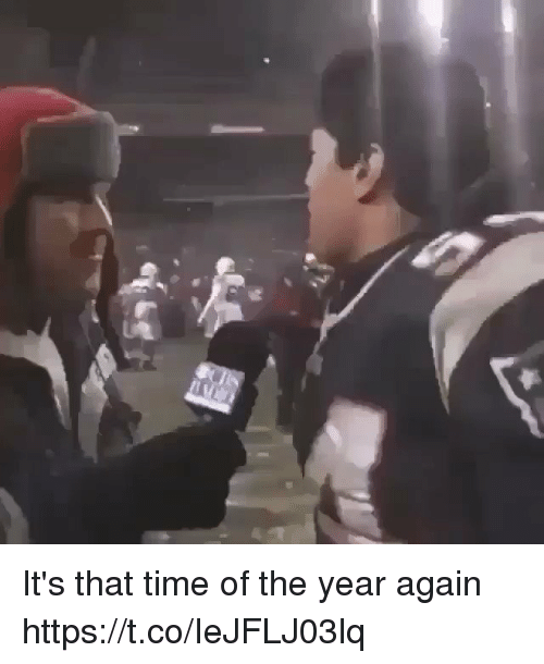 Tom Brady, Time, and  Year: It's that time of the year again https://t.co/IeJFLJ03lq
