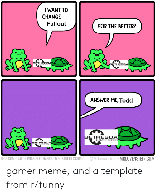 🐣 25+ Best Memes About Bethesda Game | Bethesda Game Memes